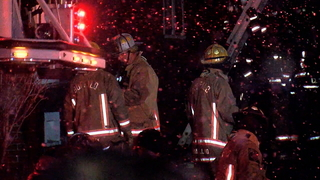 Squatters may have lived at scene of fire