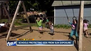 Schools receive failing grade for sun protection