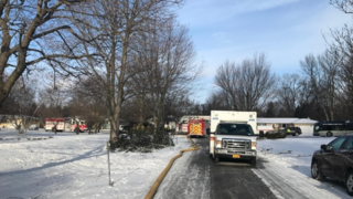 Two dead in overnight house fire