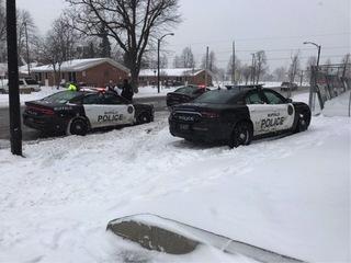 BPD officer involved crash