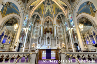 Pope Francis honors WNY church