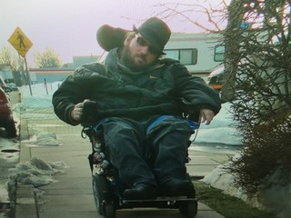 Buffalo man left out in the cold by paratransit