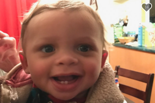 Fundraising for infant brother of abuse victim