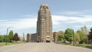 New uses for the Buffalo Central Terminal