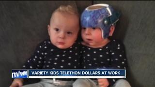 Variety Kids Telethon: The Mieth Twins