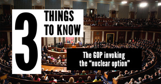 3 things to know: The