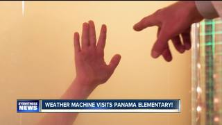 Panama gets Weather Machine Visit