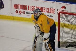 Sabres' Lehner says team needs to be accountable