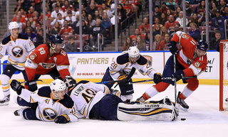 5 Observations: Panthers take down Sabres 3-0