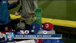 Buffalo Bisons kick off 2017 Kids Week