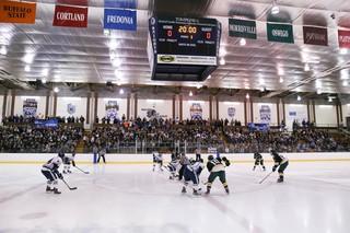 Geneseo arena named Kraft Hockeyville finalist