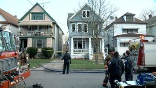 Buffalo man dies after fire on Kermit Avenue