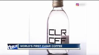 Clear coffee: Yay or Nay?