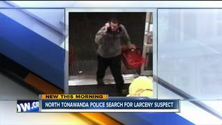 Do you recognize theft suspect?