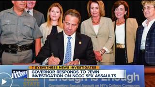 7 Investigates: Cuomo calls for probe of NCCC