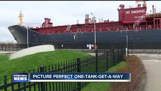 One tank get-a-way to St. Catharines Museum