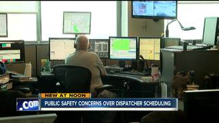 Possible changes to 911 dispatchers scheduling