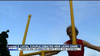 First-n-ten game benefits local charities