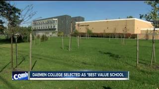 Daemen College named 2017