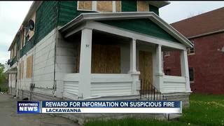 Families of Lackawanna fire seeking answers
