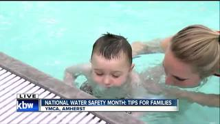 Tips for National Water Safety Month
