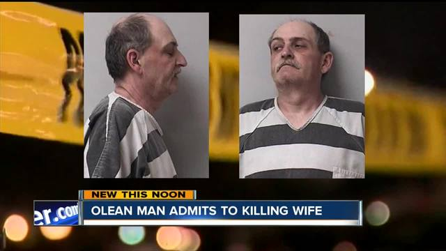 police - husband in olean calls 911 after murdering his wife