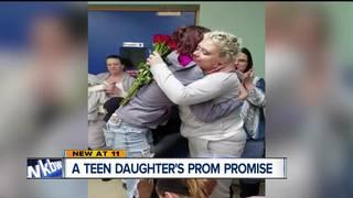McKinley senior takes terminally ill mom to prom