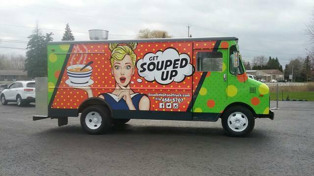 Buffalo food truck finalist for best custom design wkbw for Best food truck designs