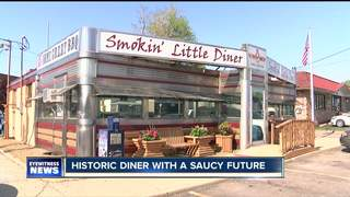 An old fashioned diner with some new twists