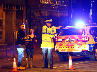 Students in London safe following bombing