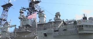 Buffalo Naval Park honors Memorial Day