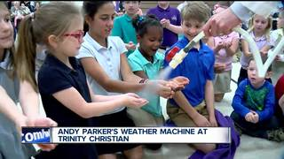 Trinity Christian Wins Weather Machine