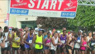 List of Buffalo Marathon road closures