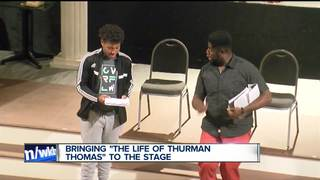 Life of Thurman Thomas turned into a stage play