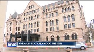 Should ECC and NCCC merge?