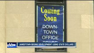 State competition spurs development in Jamestown