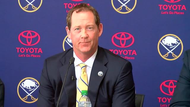 5 Observations: Phil Housley introduced as Sabres head ...