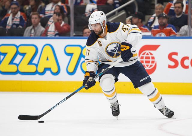 Sabres defenseman to have season-ending surgery