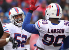 Bills send Lawson, Matthews to I-R