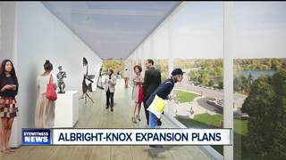Albright Knox Expansion Project