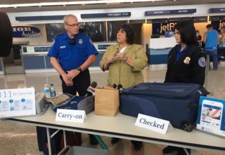 TSA prepared to screen more than 9,000 per day