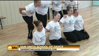 Summer 2017 at Sam Smith School of Dance
