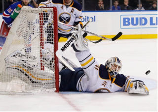 Report: Chad Johnson could return to Sabres