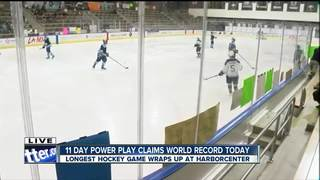 11 Day Power Play breaks world record