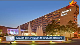 Canadian developer in talks to buy Adam's Mark