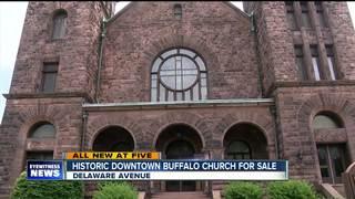 Historic Buffalo church for sale