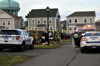 Police: Man stabbed three times in Niagara Falls