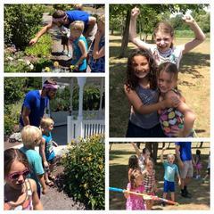Botanical gardens offer nature explorer camps