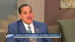 Buffalo superintendent talks district's success
