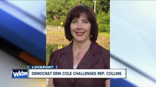 Democrat to challenge Congressman Chris Collins